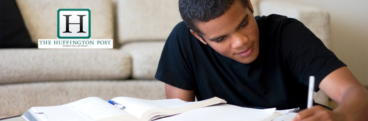 Huffington Post Blog: How to Teach Men of Color